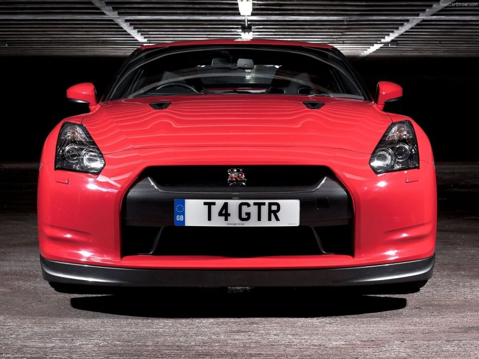 2008 gt-r GTR Nissan Supercar cars wallpaper