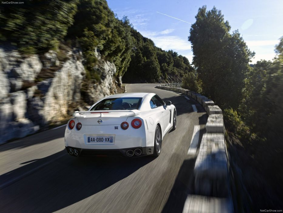 2011 gt-r GTR Nissan Supercar cars wallpaper
