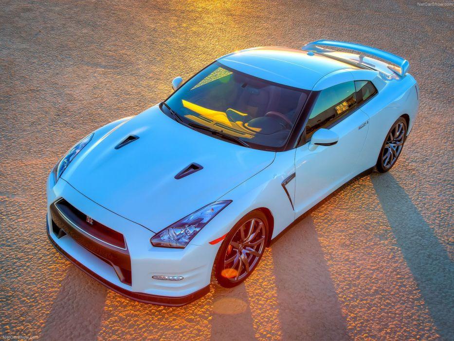2014 gt-r GTR Nissan Supercar cars wallpaper