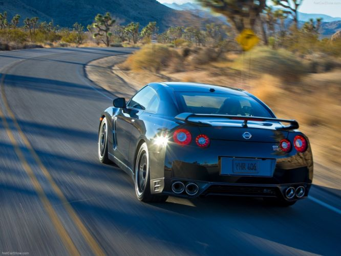 2014 gt-r GTR Nissan Supercar cars Track Edition wallpaper