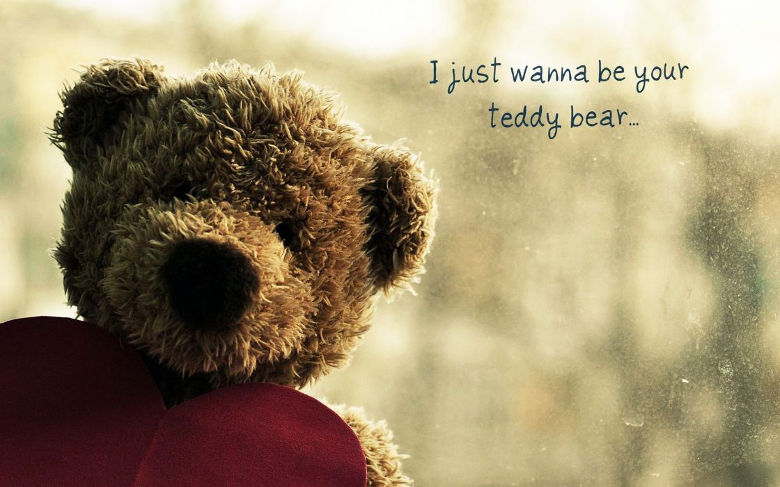 Lonely Mood Sad Alone Sadness Emotion People Loneliness Solitude Teddy Bear Wallpaper