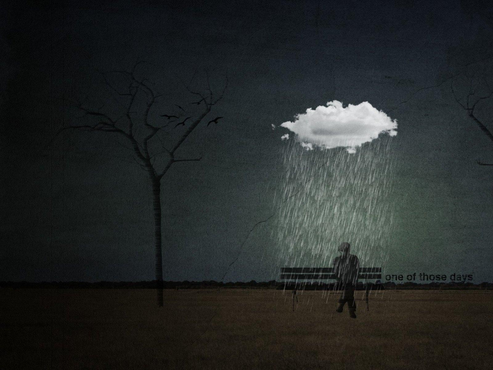 dark sadness wallpaper background - photo #29
