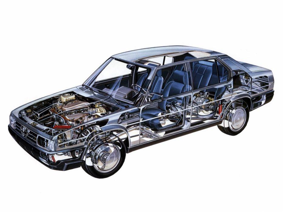 technical Alfa Romeo 9 0 cars wallpaper