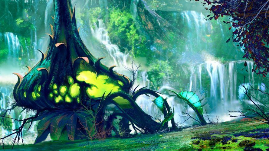 Fantasia wallpaper