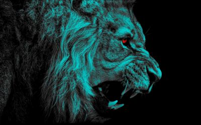 Lion wallpaper 1600x1100 112616 wallpaperup for Sfondi leone