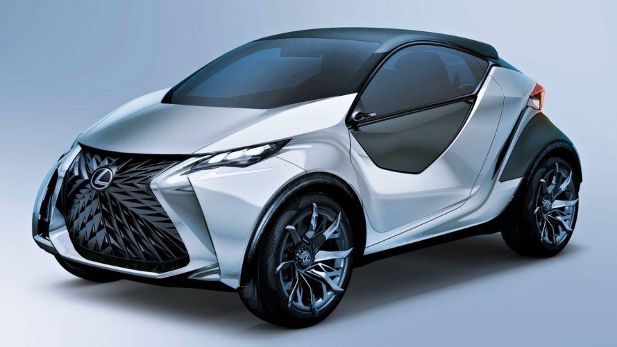 2015 Lexus LF-SA Concept silver cars new motors speed wallpaper