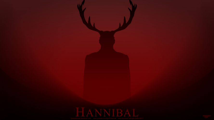 Hannibal tv series movie free download artwork mac pc destop blood red killer psycho wallpaper