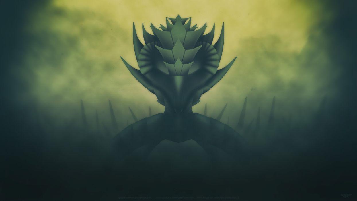 Monster creature insect dark  wallpaper