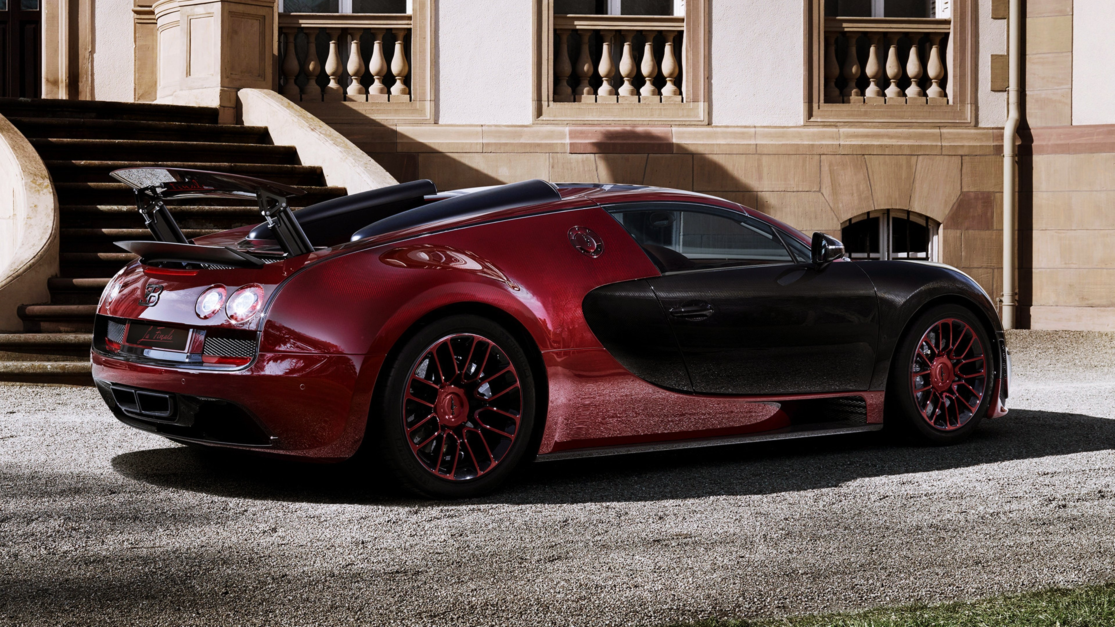 2015 bugatti veyron grand sport vitesse la finale red. Black Bedroom Furniture Sets. Home Design Ideas