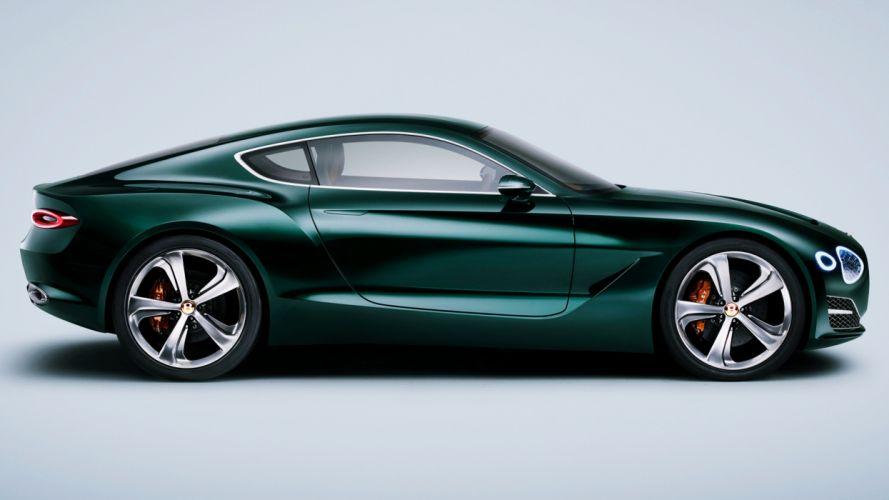 2015 Bentley EXP 10 Speed 6 green cars supercars luxury motors wallpaper