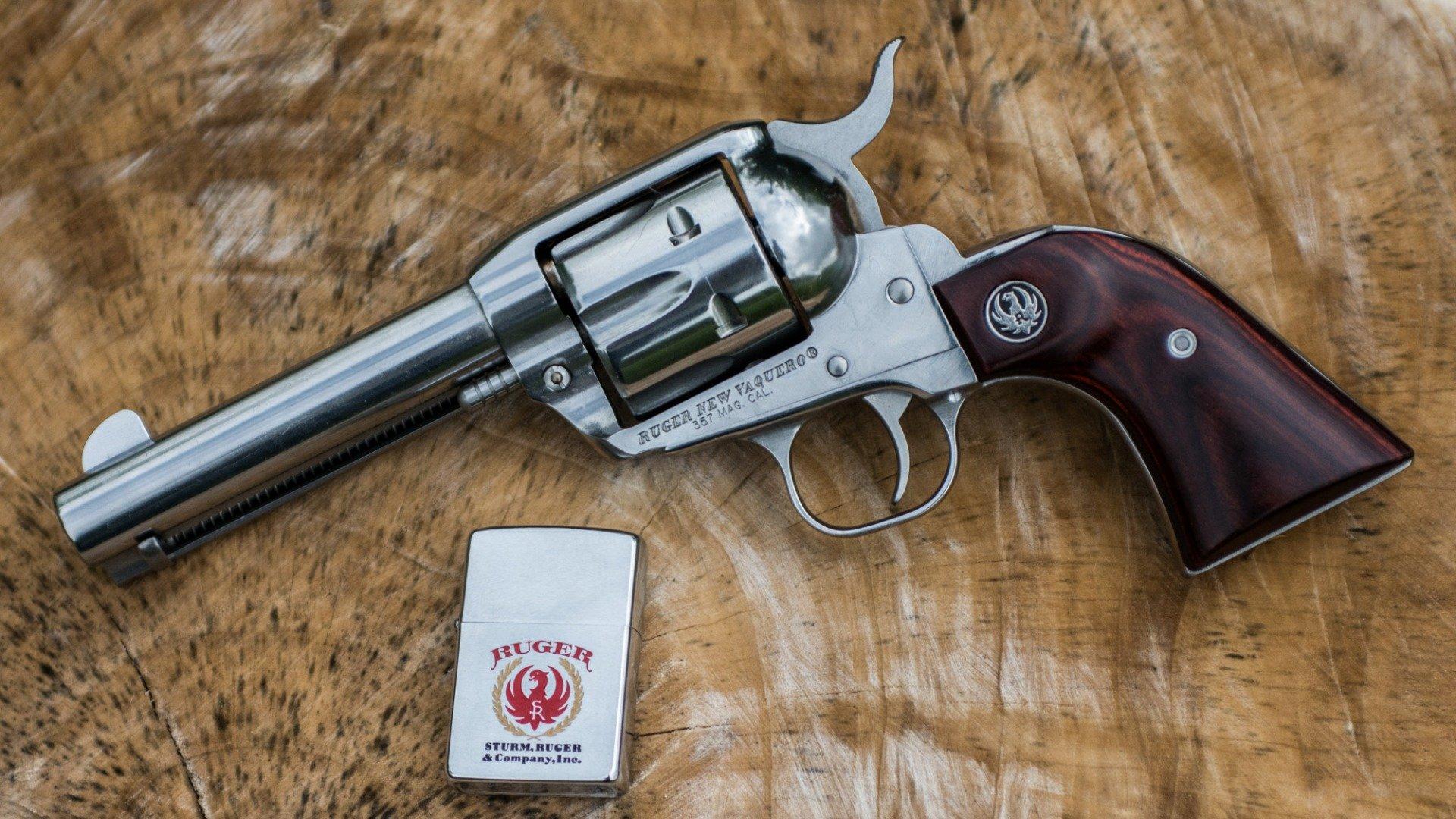 Ruger Revolver Gun Wallpaper 1920x1080 649458