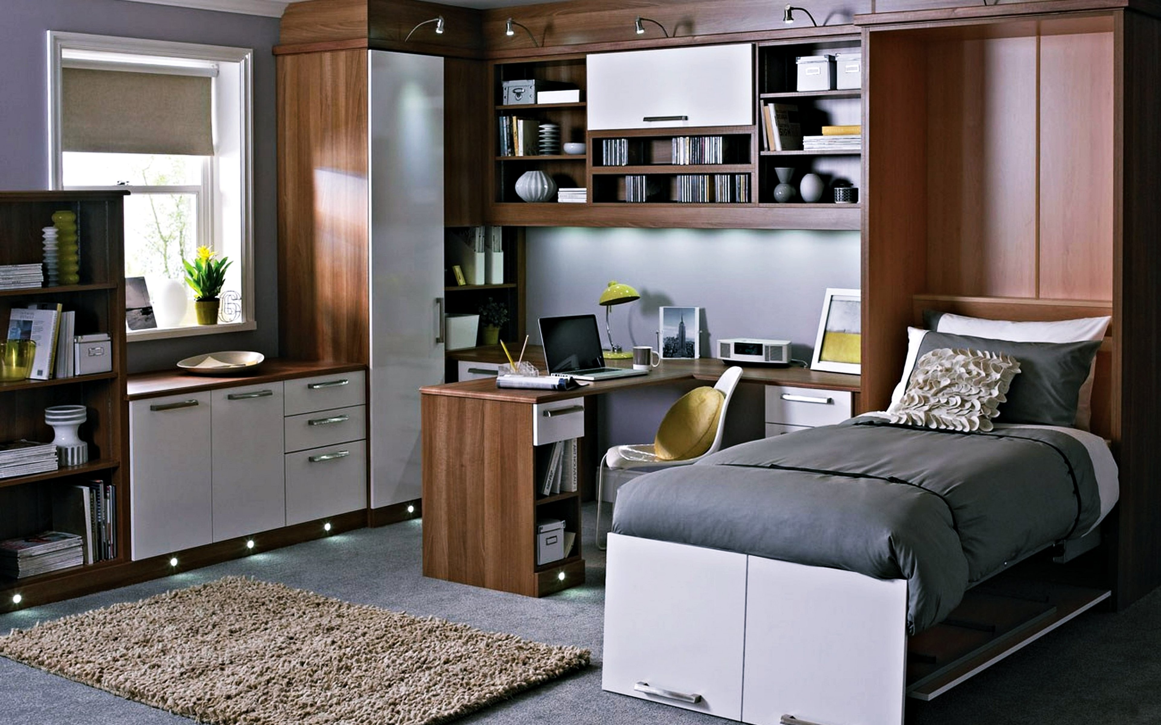Luxury home bedroom furniture fort relaxation Villa