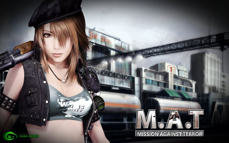 MISSION AGAINST TERROR mat action fighting 1mat adventure fps shooter online sci-fi warrior weapon gun cosplay wallpaper