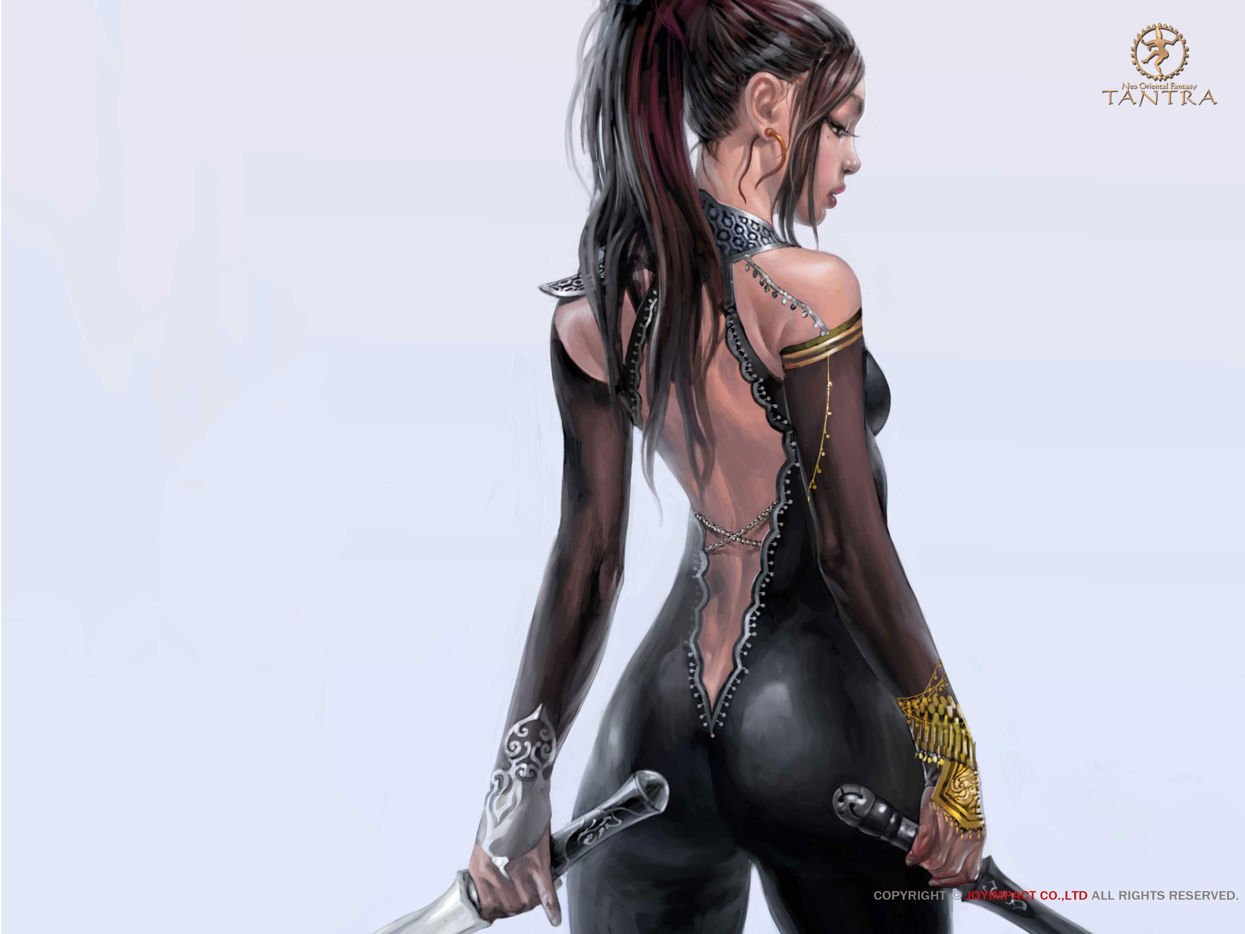 sexy rpg girls