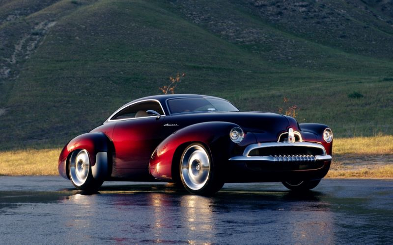 holden concept cars motors speed red landscapes nature earth wallpaper