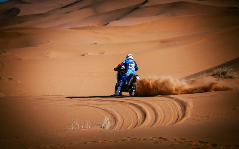desert nature sand motorcycles races earth sports landscapes motors speed wallpaper