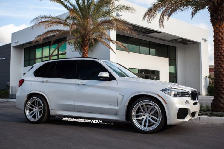 ADV 1 WHEELS tuning BMW X 5 suv cars wallpaper