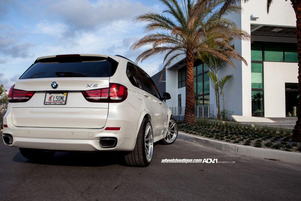 ADV 1 WHEELS tuning BMW X 5 suv cars wallpaper