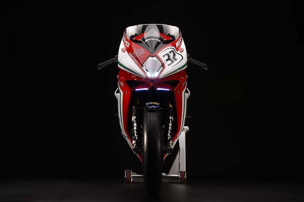 2015 MV Agusta F4 RC bike  wallpaper