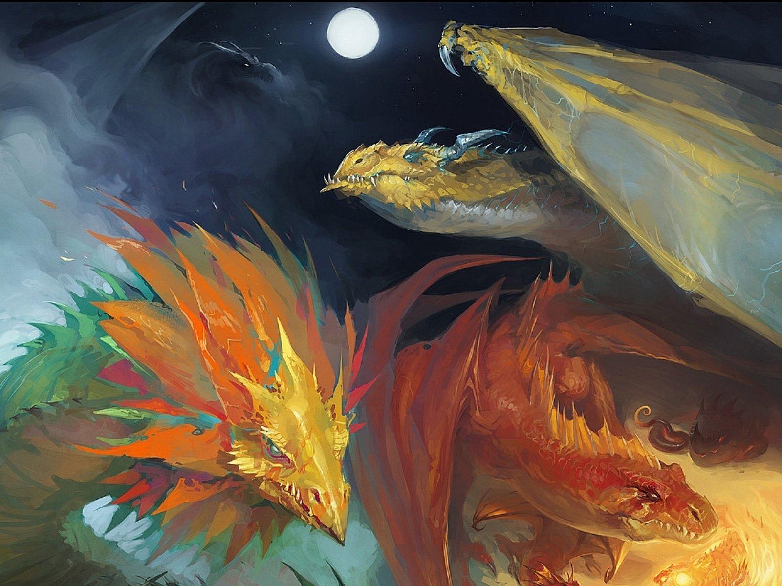 dragon wallpaper 1600x1200 - photo #37