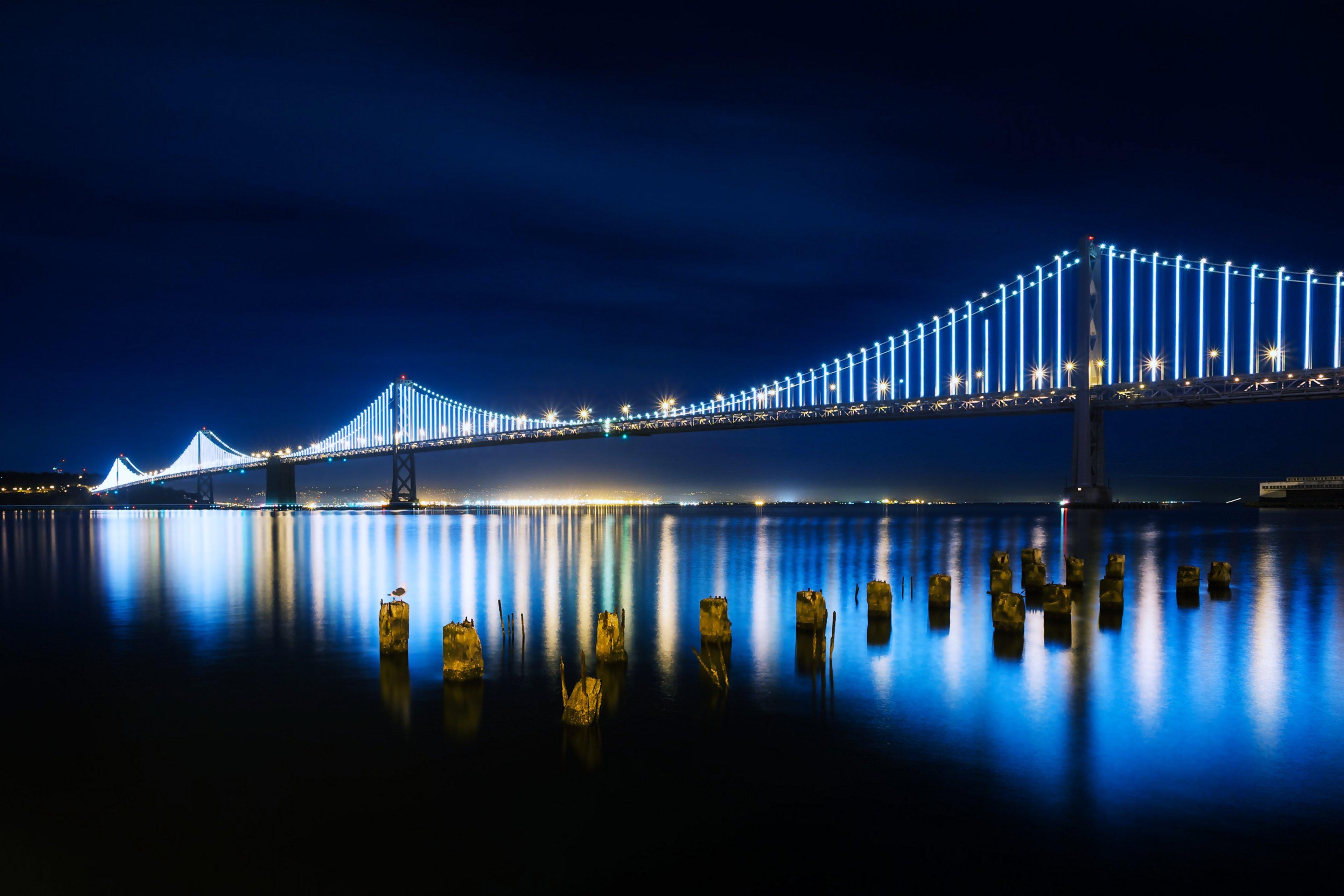 Amazing Wallpaper Night Golden Gate Bridge - fdb155c4c1f77dbc602db201dd35b4a9  Picture-47020.jpg