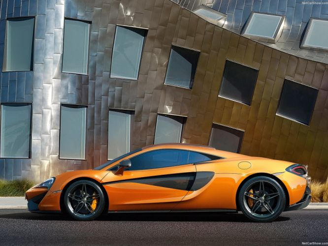McLaren 570S Coupe cars supercars 2016 wallpaper