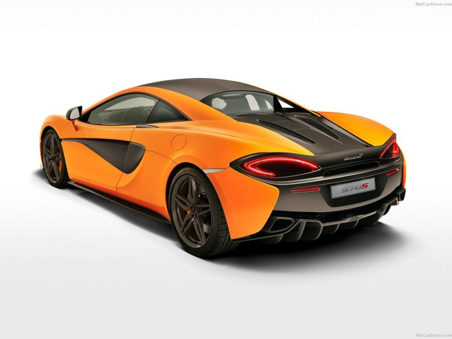 McLaren 570S Coupe cars supercars 2016 wallpaper
