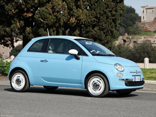 Fiat 500 Vintage 5 7 cars 2015 wallpaper