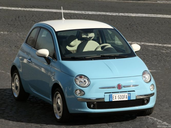 Fiat 500 Vintage 5 7 cars 2015 wallpaper