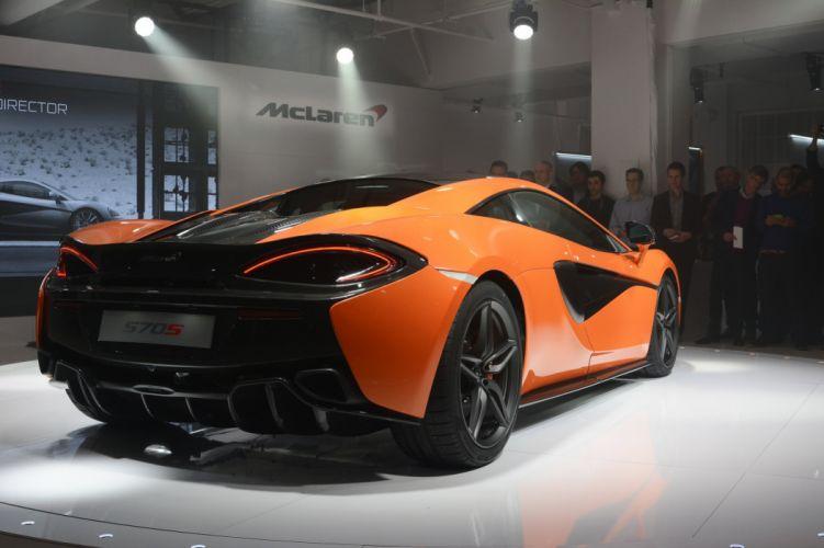 2016 570S cars Coupe McLaren supercars wallpaper