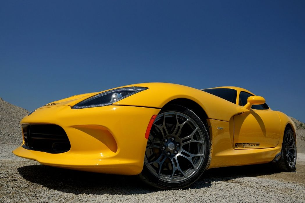 Geiger cars SRT Viper 2013 tuning coupe wallpaper