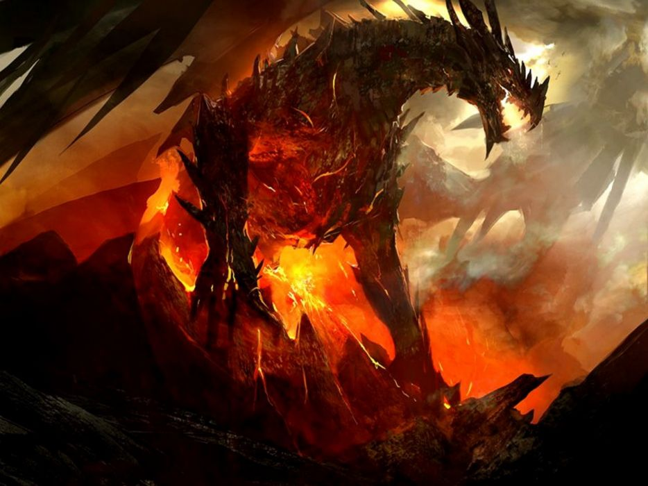 dragons fantasy dragon art artwork wallpaper