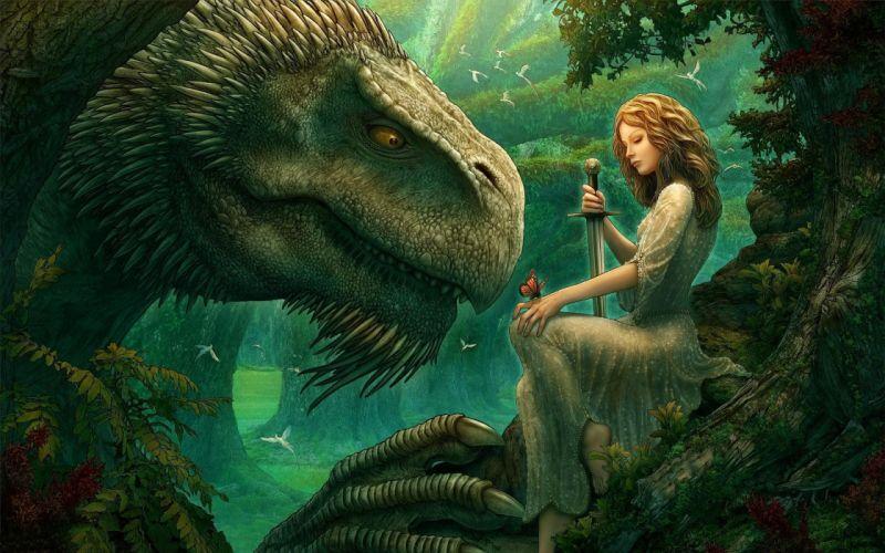 dragons fantasy dragon art artwork wallpaper