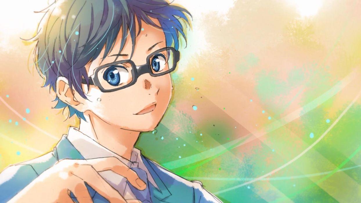 Shigatsu Wa Kimi No Uso Arima Kosei Your Lie April Adventure Manga
