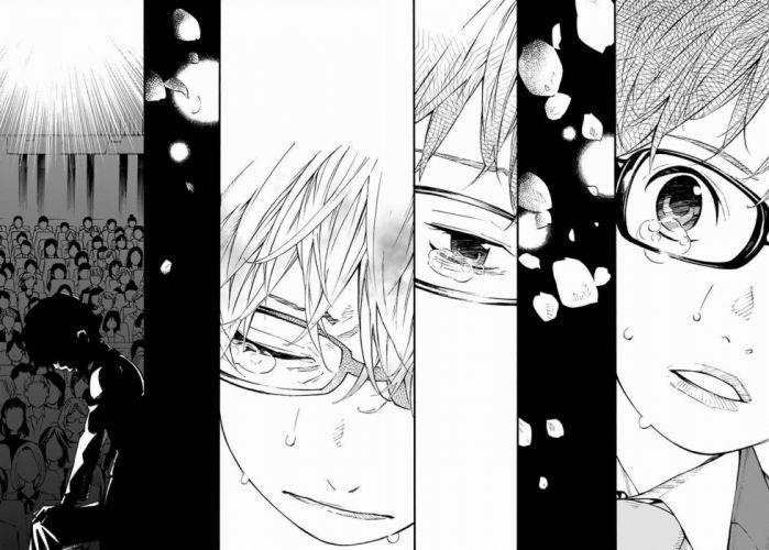 SHIGATSU wa KIMI no USO Arima Kosei Your Lie April adventure manga series 1yourlie wallpaper