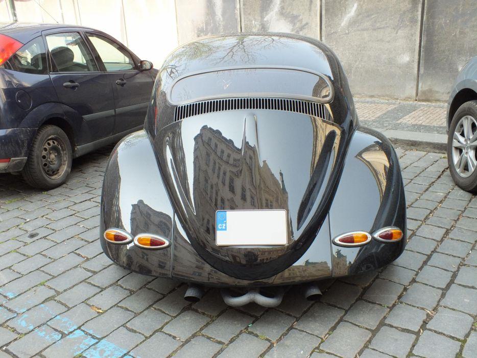 cars volkswagen beetle tuning bug lowrider beast classic retro wallpaper