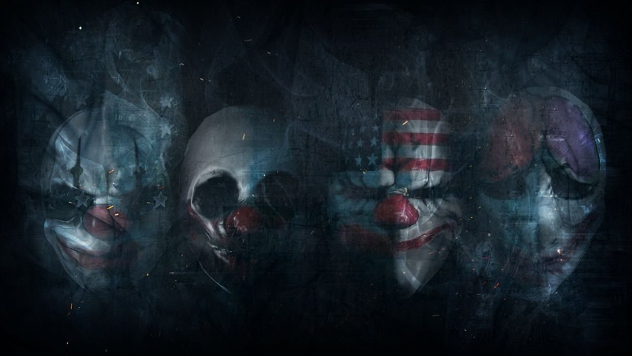 Payday 2 Crew Wallpaper 1920x1080 651602 Wallpaperup