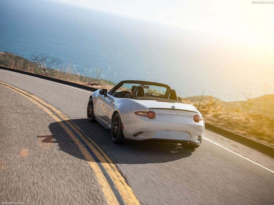 Mazda MX-5 miata Club cars convertible wallpaper