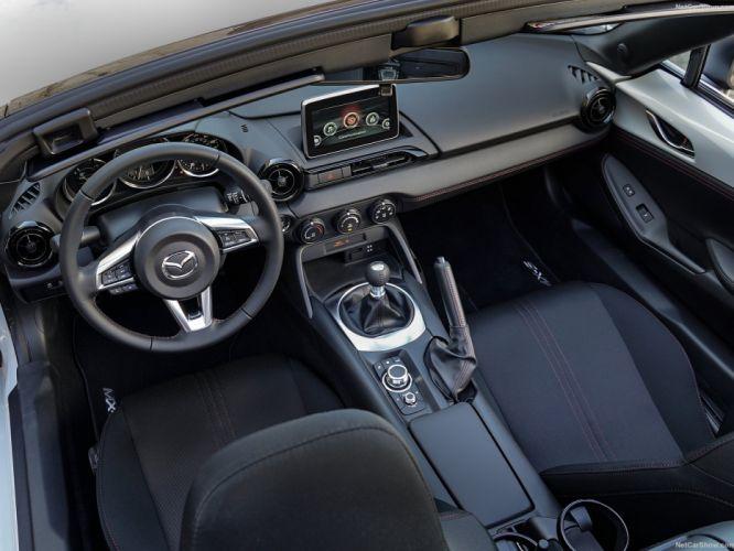 Mazda MX-5 miata Club cars convertible wallpaper