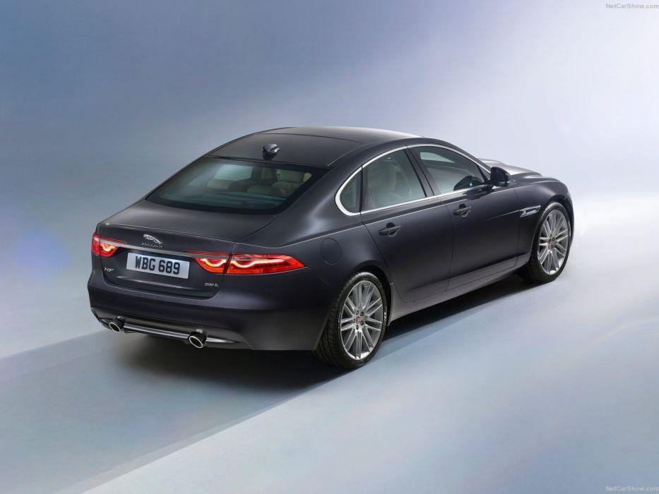 2016 cars jaguar XF SEDAN wallpaper