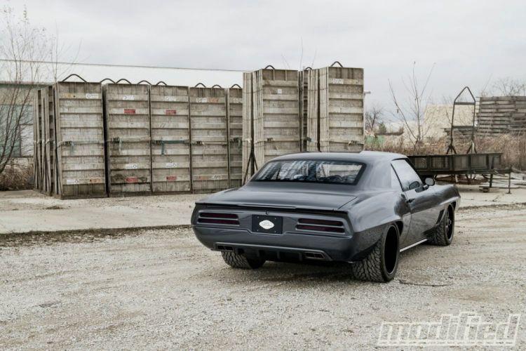 1969 pontiac firebird modified tuning cars wallpaper