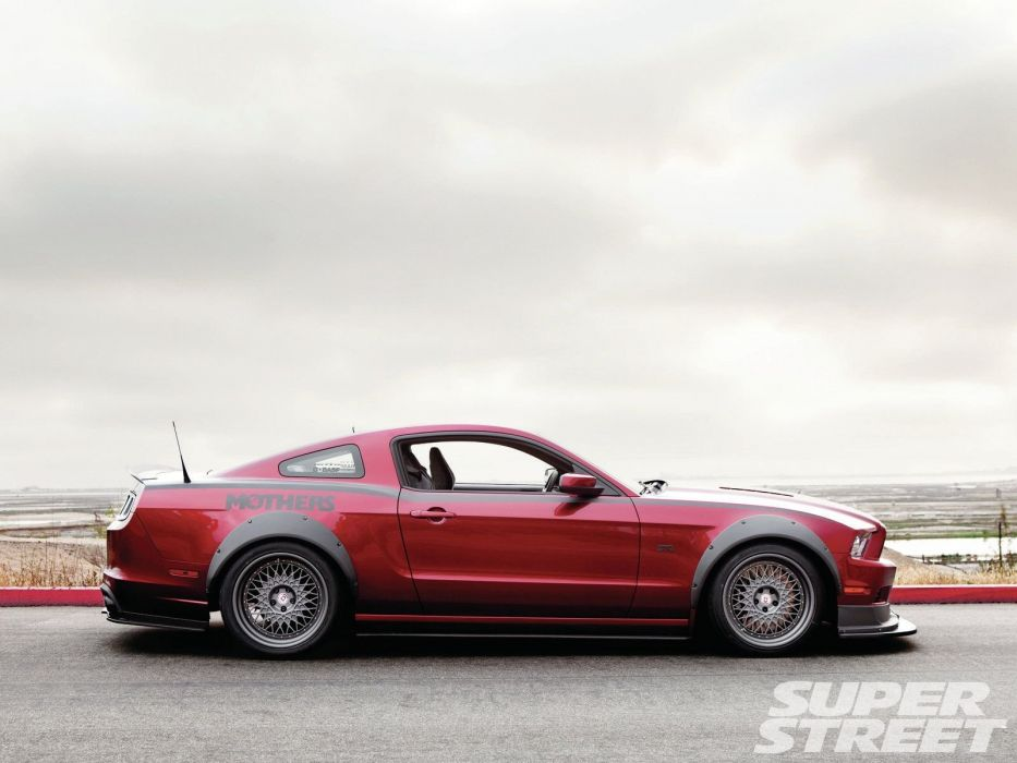 2013 ford mustang RTR spec III cars tuning wallpaper