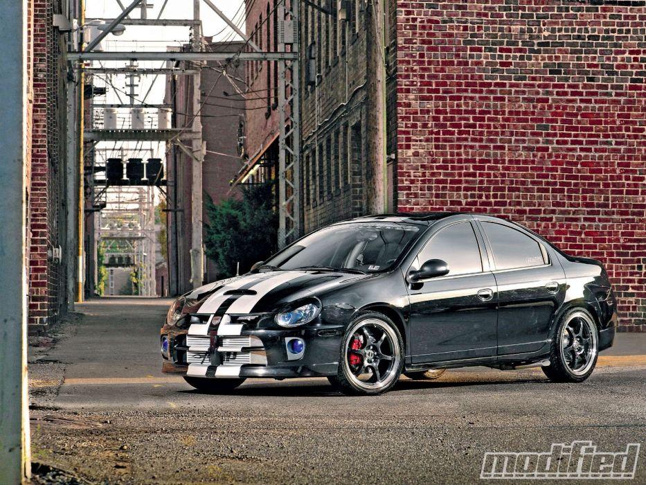 2004 Dodge SRT-4 cars tuning wallpaper