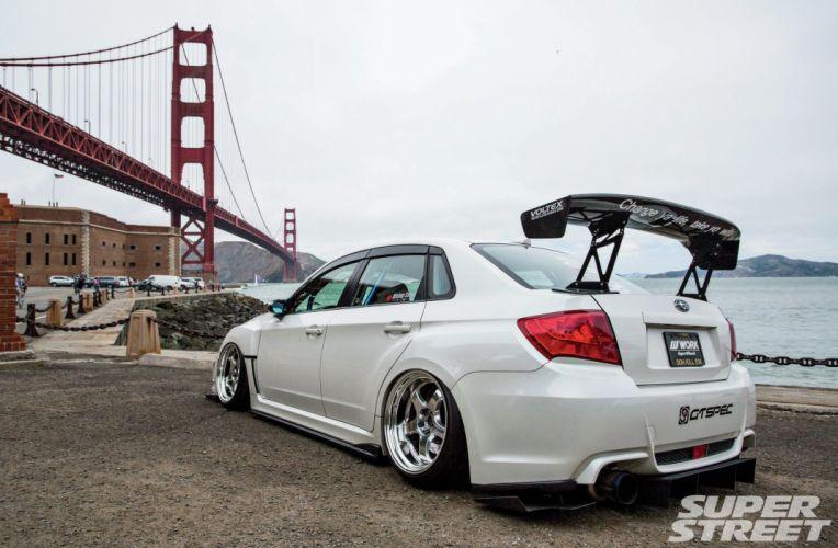 2011 Subaru WRX Lower tuning wallpaper