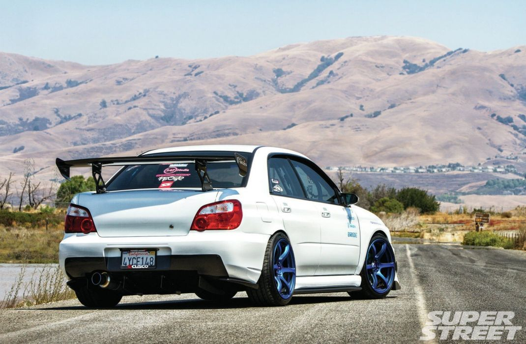 JDM Subaru WRX tuning cars wallpaper