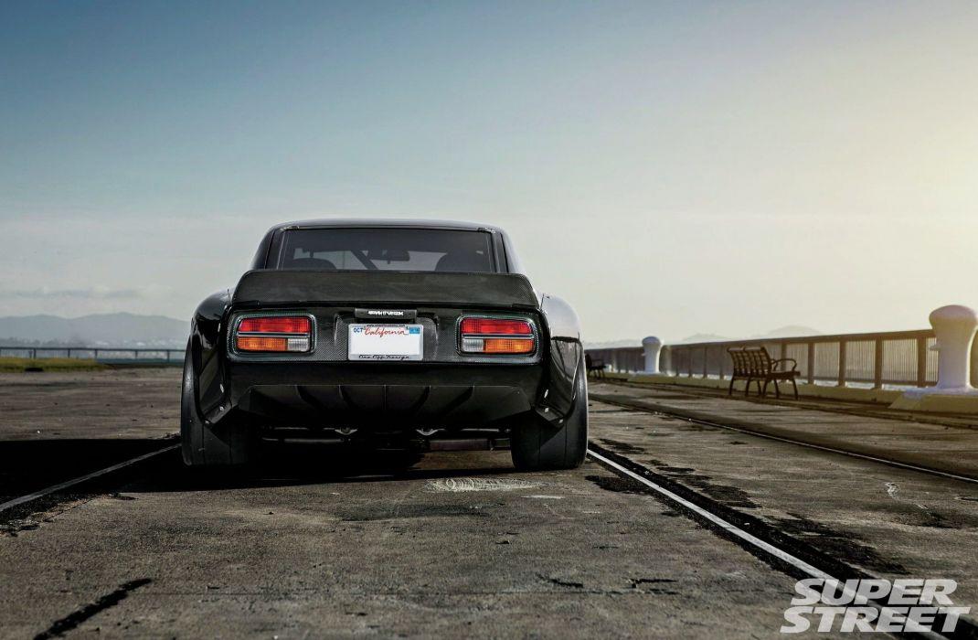 1972 Datsun 240Z coupe cars tuning wallpaper