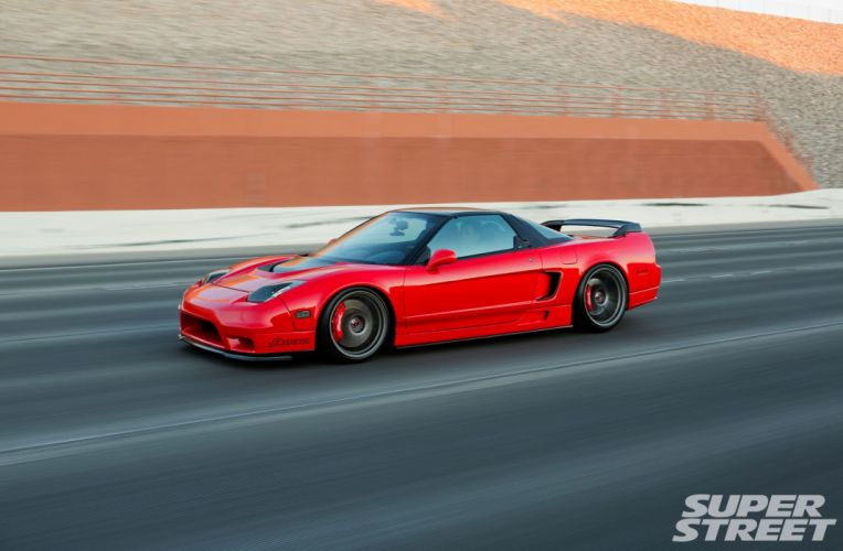1991 acura NSX coupe cars tuning wallpaper
