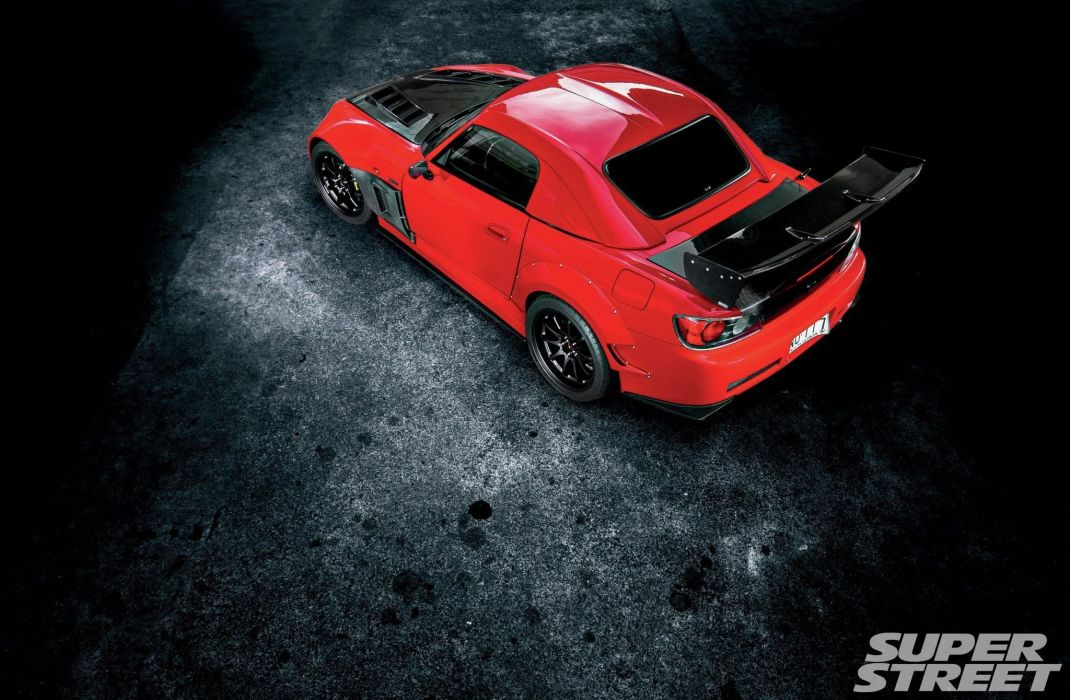 2000 Honda S2000 convertible cars tuning wallpaper