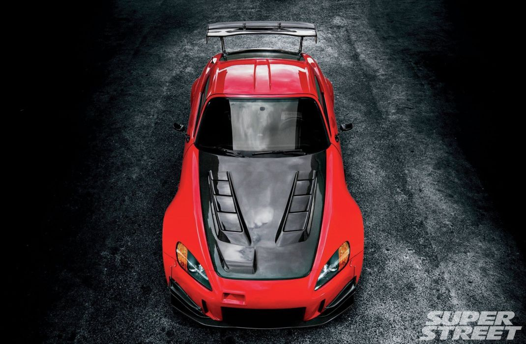 2000 Honda S2000 convertible cars tuning wallpaper