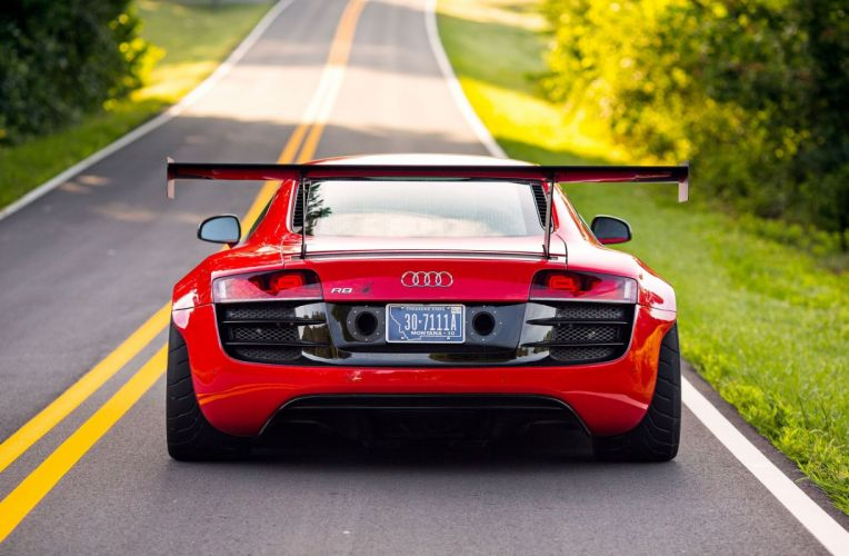 2011 Audi R 8 tuning bodykit coupe supercars cars wallpaper